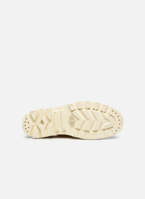 Sneakers Palladium PAMPA OX ORGANIC II Geel boven