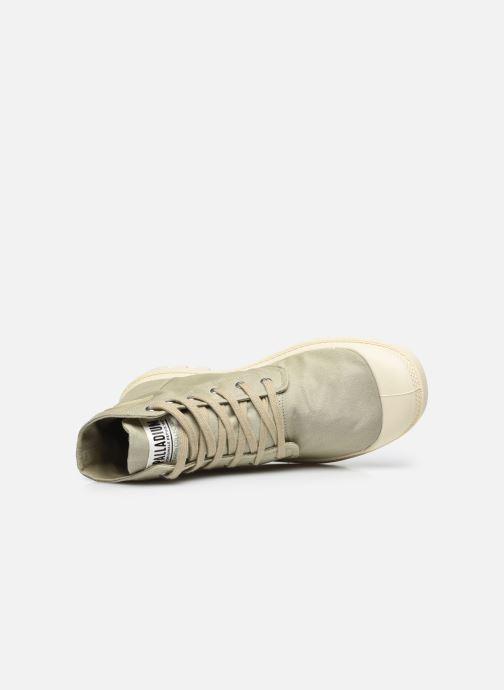 Sneakers Palladium PAMPA HI ORGANIC II Groen links
