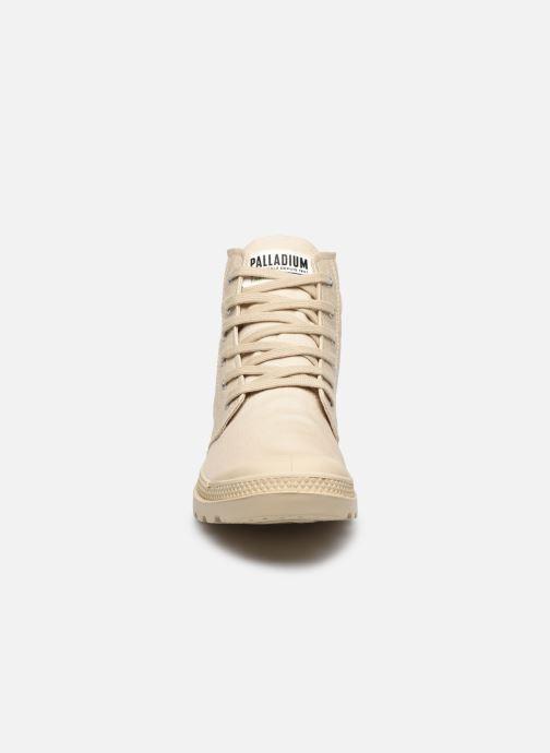 Sneakers Palladium PAMPA HI ORGANIC II Beige model