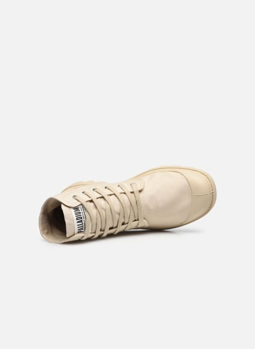 Sneakers Palladium PAMPA HI ORGANIC II Beige links