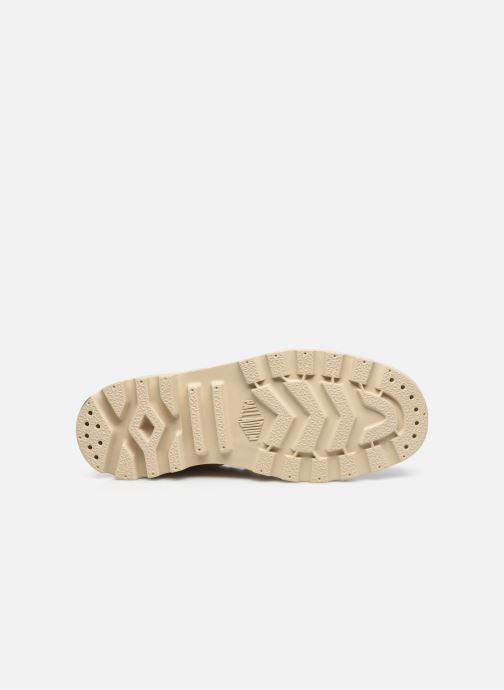 Sneakers Palladium PAMPA HI ORGANIC II Beige boven
