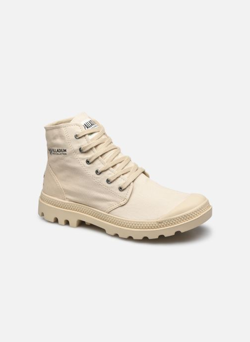 Sneakers Palladium PAMPA HI ORGANIC II Beige detail