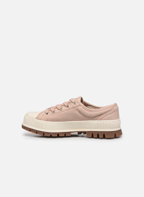 Sneakers Palladium PALLASHOCK OG Roze voorkant