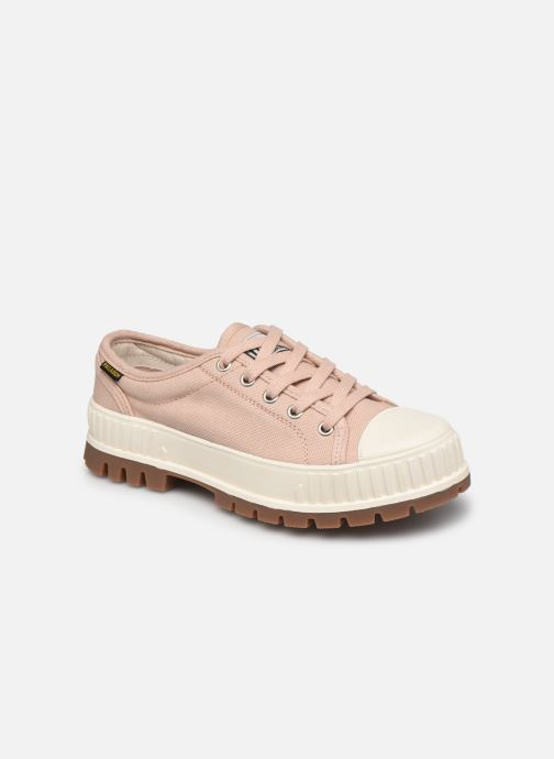 Sneakers Palladium PALLASHOCK OG Roze detail