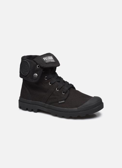 Sneakers Palladium PALLABROUSE BAGGY  W Zwart detail