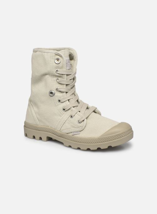 Sneakers Palladium PALLABROUSE BAGGY  W Grijs 3/4'