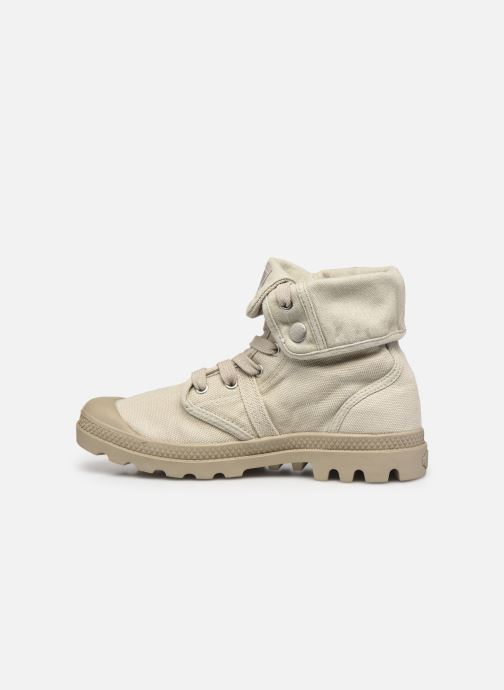 Sneakers Palladium PALLABROUSE BAGGY  W Grijs voorkant
