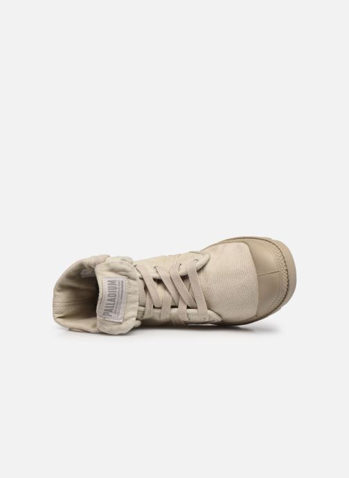 Sneakers Palladium PALLABROUSE BAGGY  W Grijs links