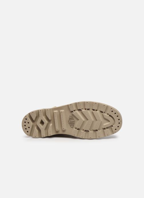 Sneakers Palladium PALLABROUSE BAGGY  W Grijs boven