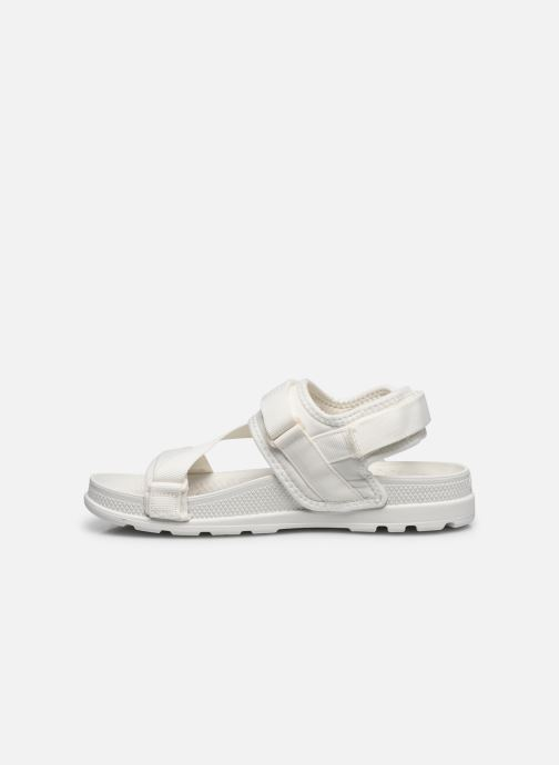 Sandali e scarpe aperte Palladium SOLEA ST 2.0 Bianco immagine frontale