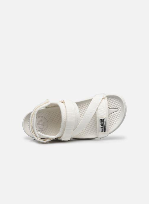 Sandali e scarpe aperte Palladium SOLEA ST 2.0 Bianco immagine sinistra