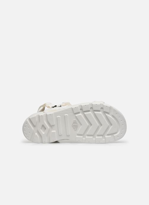 Sandali e scarpe aperte Palladium SOLEA ST 2.0 Bianco immagine dall'alto