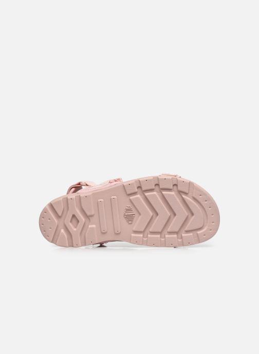 Sandali e scarpe aperte Palladium SOLEA ST 2.0 Rosa immagine dall'alto
