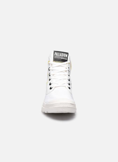Sneakers Palladium PAMPA RCYCL METRO Wit model