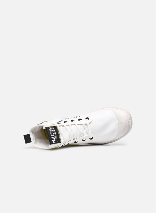 Sneakers Palladium PAMPA RCYCL METRO Wit links