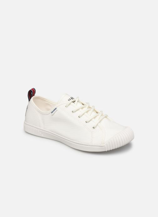 Sneakers Palladium EASY LACE Wit detail