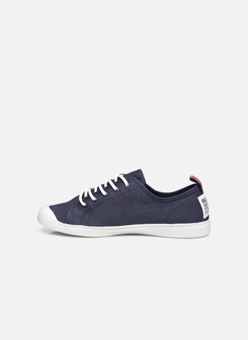 Sneakers Palladium EASY LACE Blauw voorkant