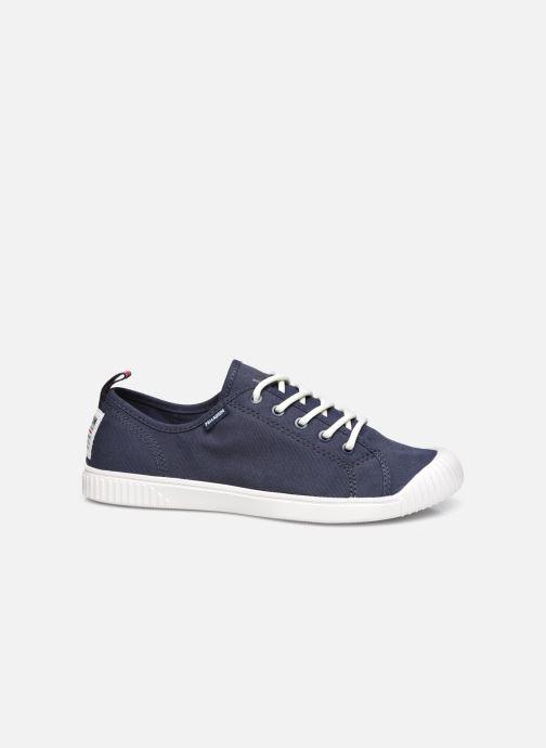 Sneakers Palladium EASY LACE Blauw achterkant