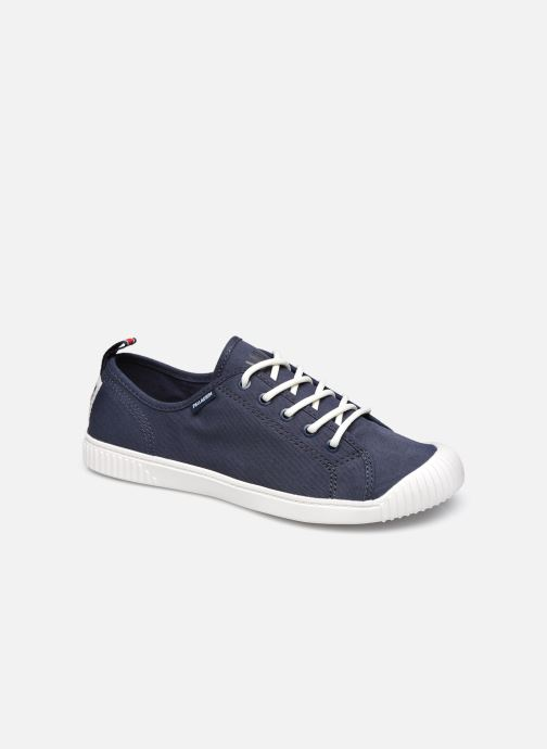 Sneakers Palladium EASY LACE Blauw detail