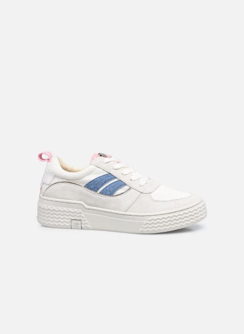 Sneakers Palladium EGO 01 SOAP Wit achterkant