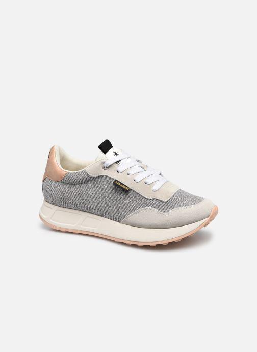 Sneakers Palladium SIRROCCO 02 KRT Grijs detail