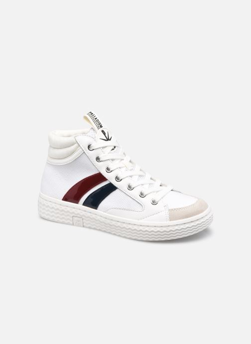 Sneakers Palladium TEMPO 03 PLO Wit detail