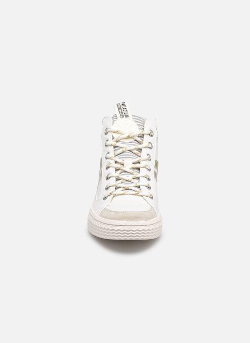 Sneakers Palladium TEMPO 03 TXT Wit model