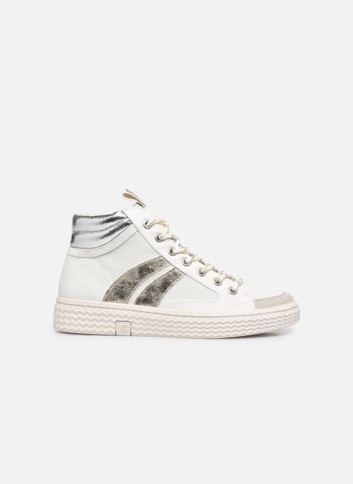 Sneakers Palladium TEMPO 03 TXT Wit achterkant