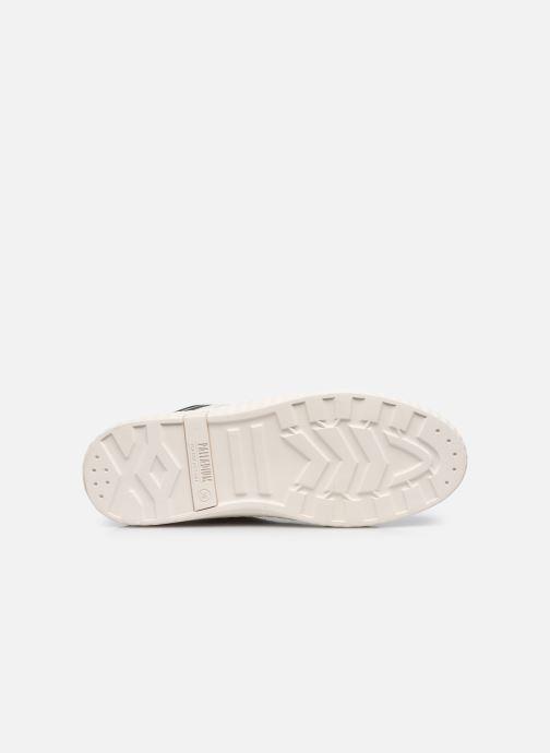Sneakers Palladium TEMPO 03 TXT Wit boven