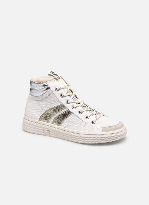 Sneakers Palladium TEMPO 03 TXT Wit detail