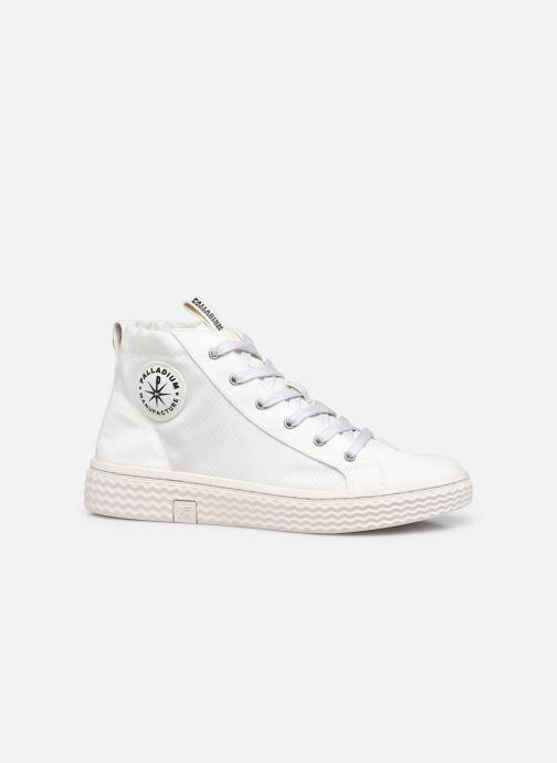 Sneakers Palladium TEMPO 05 NYL Wit achterkant
