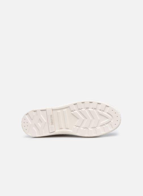 Sneakers Palladium TEMPO 05 NYL Wit boven