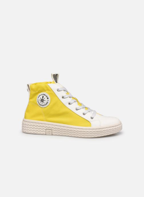 Sneakers Palladium TEMPO 05 NYL Giallo immagine posteriore
