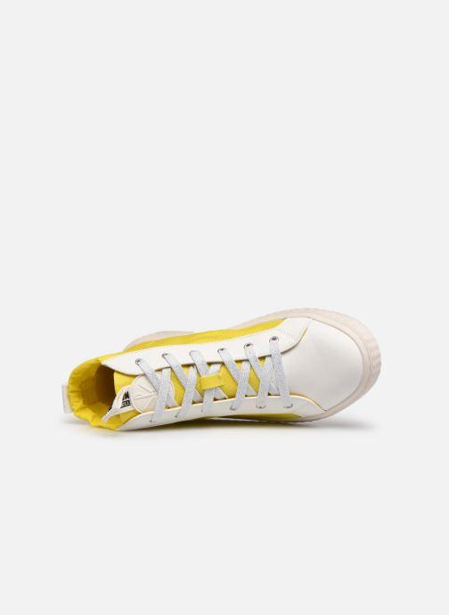 Sneakers Palladium TEMPO 05 NYL Giallo immagine sinistra