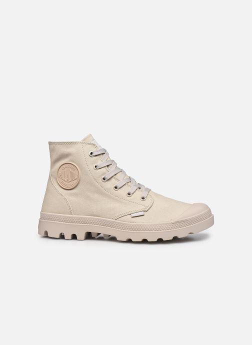 Sneakers Palladium MONO CHROME M Grijs achterkant