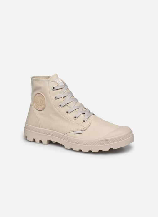 Sneakers Palladium MONO CHROME M Grijs detail
