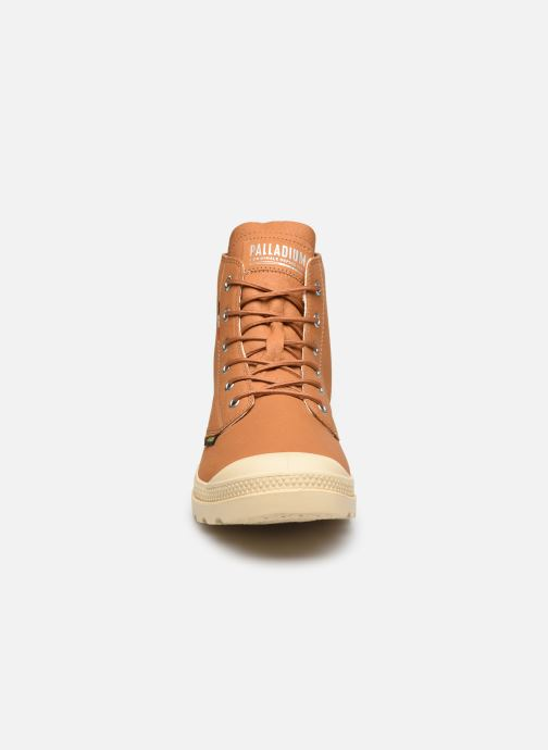 Sneakers Palladium PAMPA HI UL LTH II M Bruin model