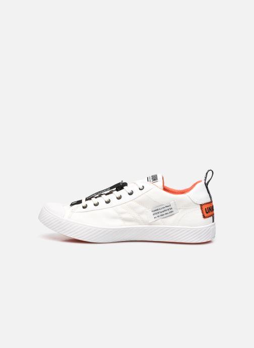 Sneakers Palladium PALLAPHOENIX OVERLAB M Wit voorkant