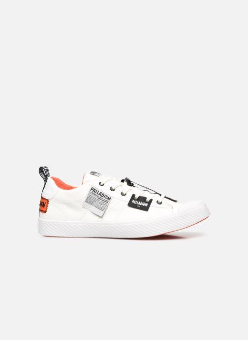 Sneakers Palladium PALLAPHOENIX OVERLAB M Wit achterkant