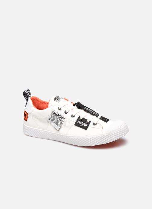 Sneaker Palladium PALLAPHOENIX OVERLAB M weiß detaillierte ansicht/modell