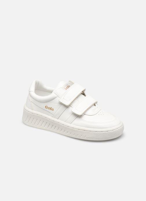 Sneaker Gola Grandslam Velcro weiß detaillierte ansicht/modell