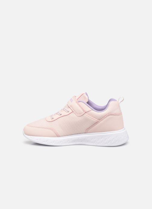 Sneaker Kangaroos K-Act Rik EV rosa ansicht von vorne