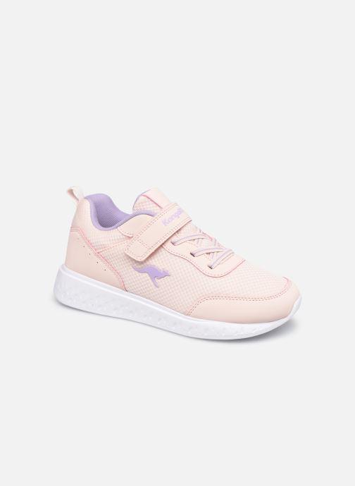 Sneaker Kangaroos K-Act Rik EV rosa detaillierte ansicht/modell