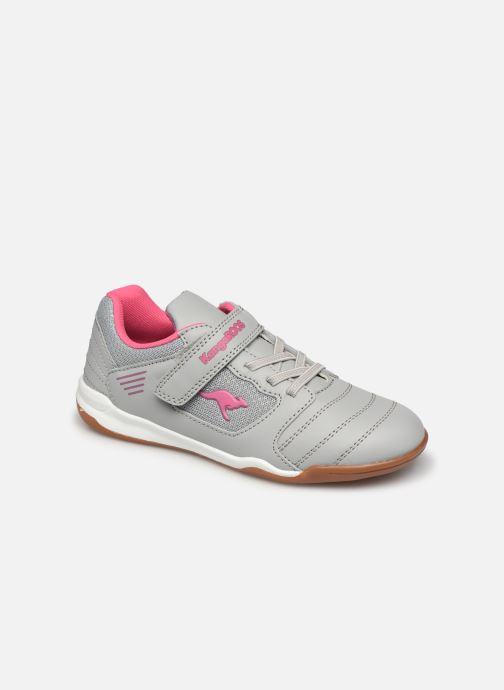 Chaussures de sport Kangaroos Miyard EV Gris vue détail/paire