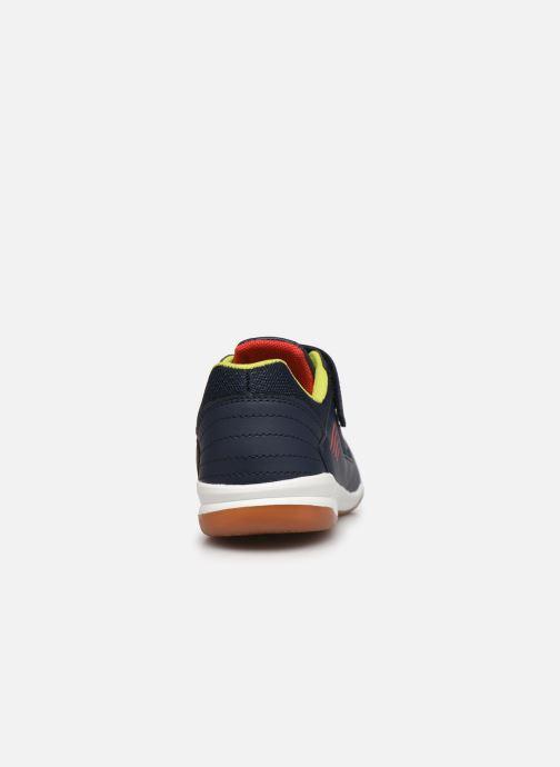 Chaussures de sport Kangaroos Miyard EV Bleu vue droite