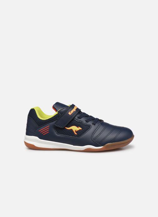 Chaussures de sport Kangaroos Miyard EV Bleu vue derrière