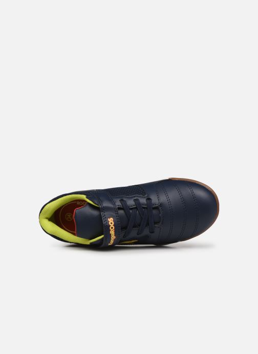 Chaussures de sport Kangaroos Miyard EV Bleu vue gauche