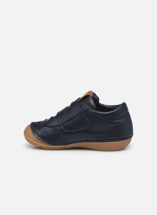 Sneakers Absorba Borso B Azzurro immagine frontale