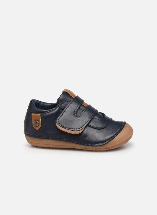 Sneakers Absorba Borso B Azzurro immagine posteriore