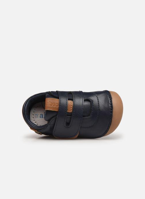 Sneakers Absorba Borso B Azzurro immagine sinistra